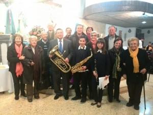 2014 12 19 Sociedad Musical Llano de Brujas