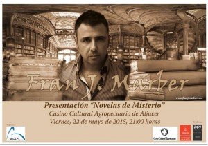 2015 05 22 Fran Marber Novelas de Misterio