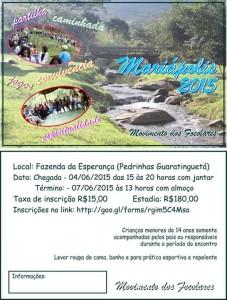 2015 06 30 Mar Mariapolis Brasil