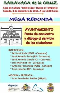 2016 12 09 seminario politica caravaca