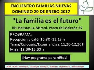 2017 01 29 La Familia es el futuro