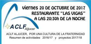 2017 11 05 reunion anual aclf aljucer